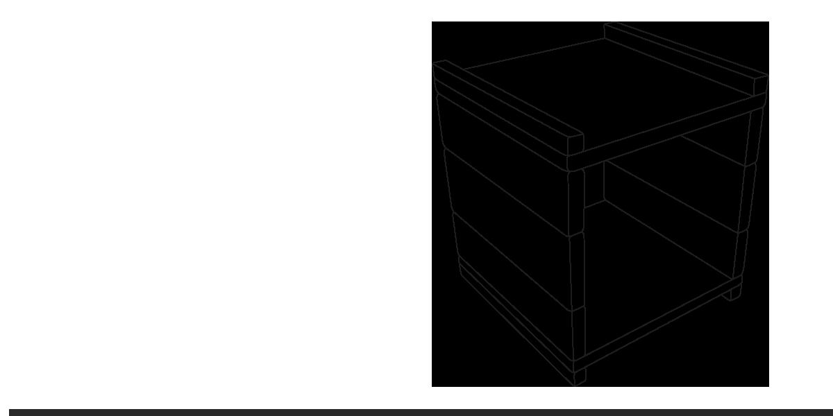 Scaffale in legno facile da montare e versatile | Kompo Kube