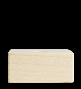 Mobile in legno squadrato e componibile | Kompo Quadro