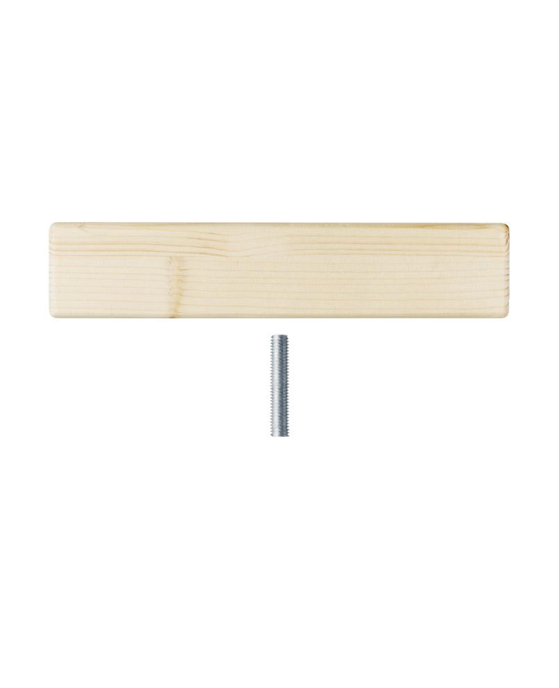 Scaffale fai-da-te in legno robusto e resistente | Terminale | Kompo Kube