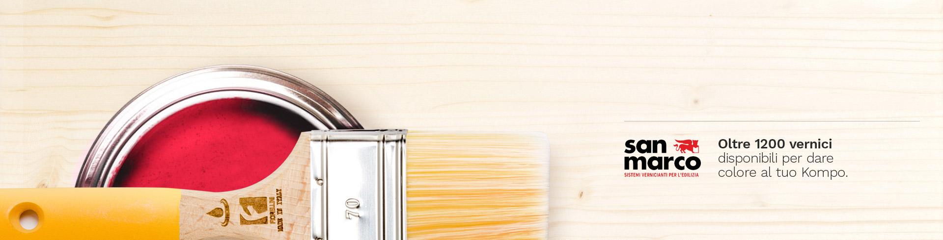 Vernici e impregnanti per mobili e scaffali in legno | Kompo