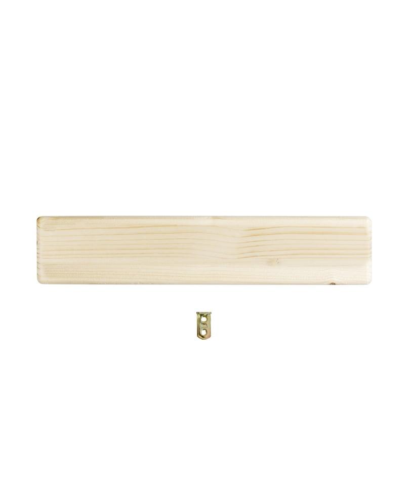 Zoccoli per scaffale fai-da-te in legno robusto e resistente | Kompo Kube