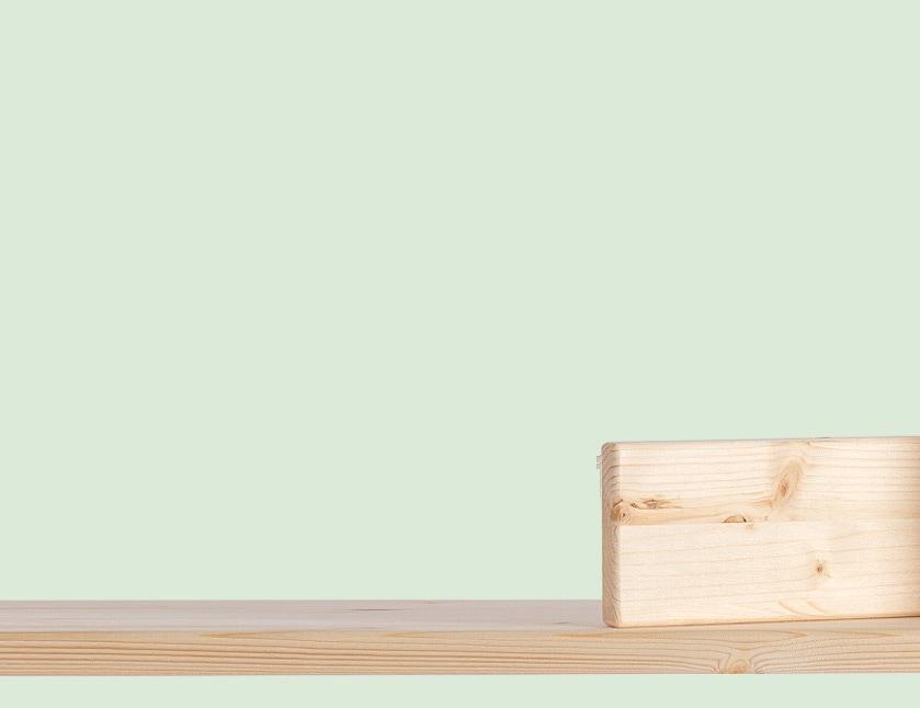 Scaffale italiano componibile che si monta senza attrezzi | Soluzione KOMPO